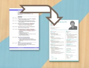 CV Design, Resume Design